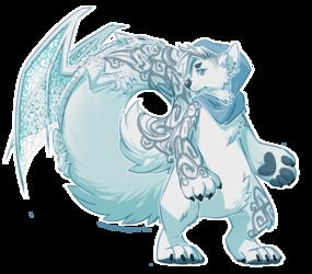 (Cinnadog) Wedding Dragon Cake