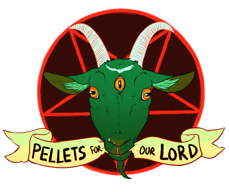 PELLETS FOR OUR DARK LORD
