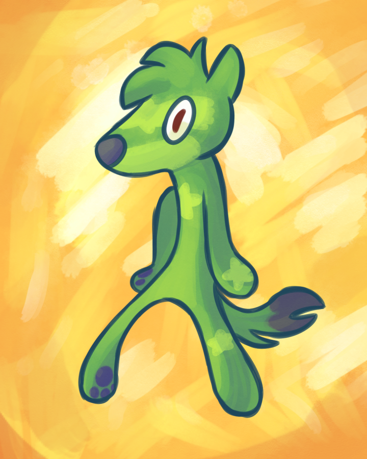 Most recent image: Bold and Brash