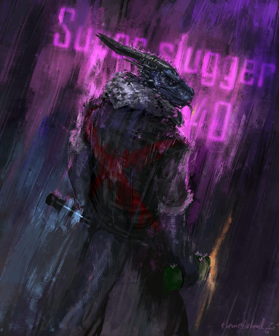 Super slugger 440X