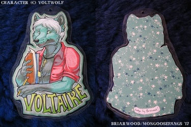 WZL Conbadge Exchange: Volt