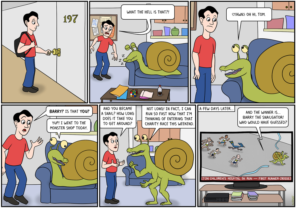 Snailgator