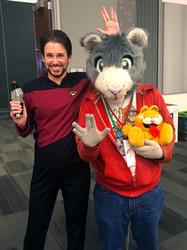 Peter meets Riker (FC'20)