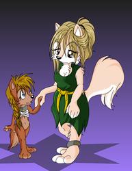 Halania and Sojamia