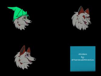 Astral / Shade Telegram Stickers