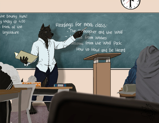 [CM-Northernwolf] Teaching