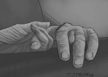 Hand Holding Progression