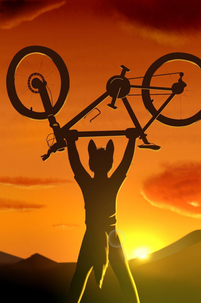 Most recent image: Triumph!