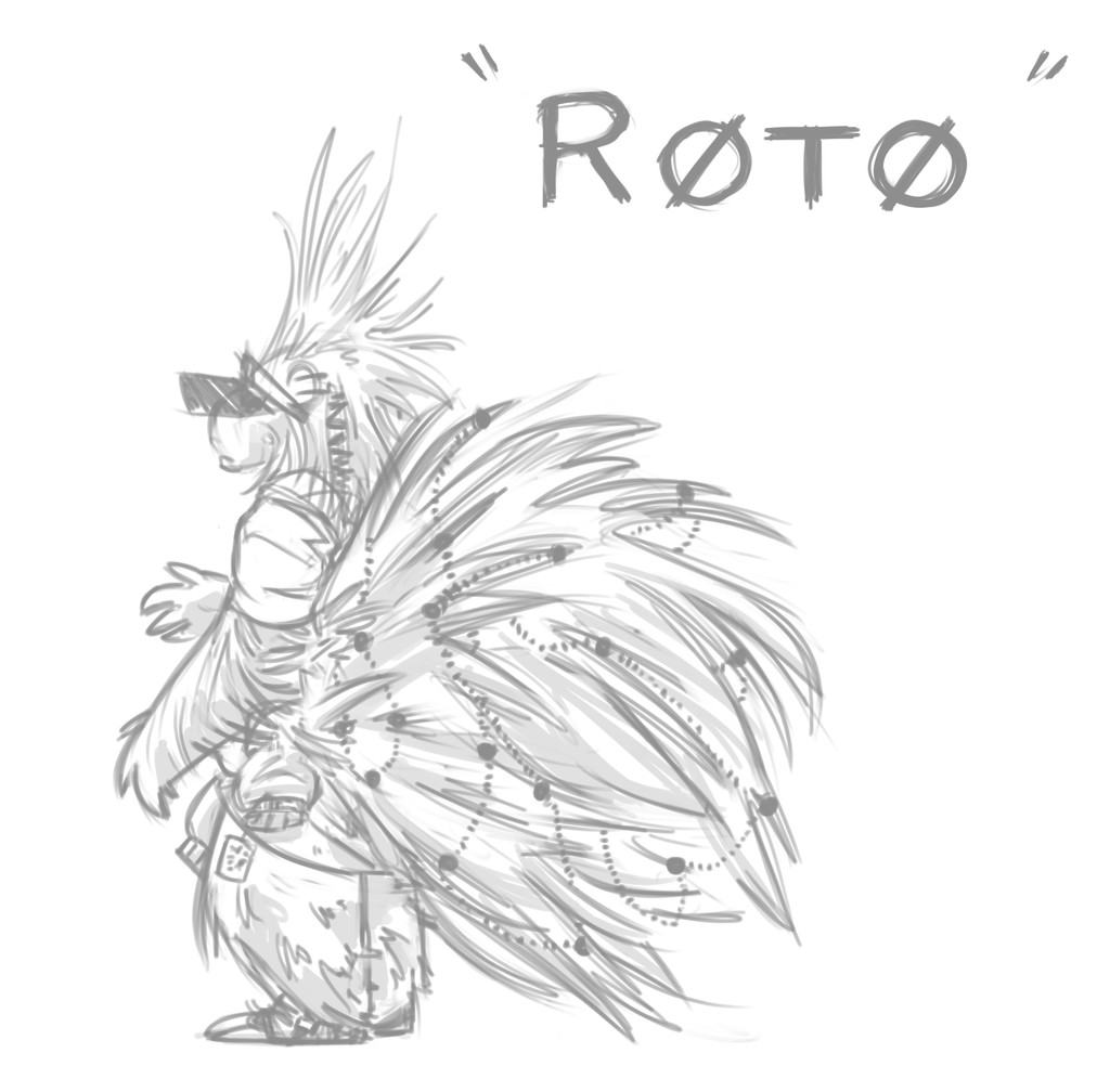 Most recent image: ROTO