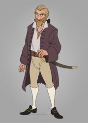 Captain Sebastian Ryder