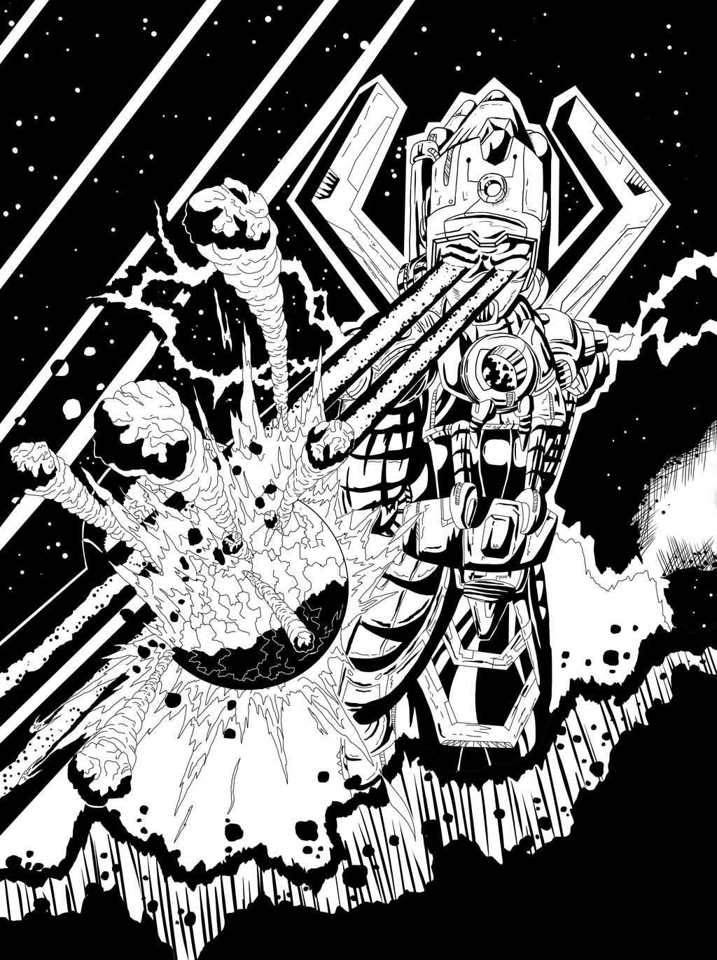Most recent image: Galactus