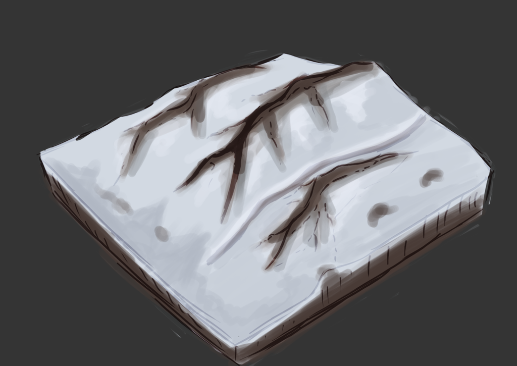 RANDOM TERRAIN MADE IN 15 MINUTES!!!!!!!!!!!!!