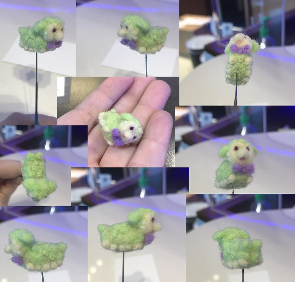 [Paca] Minty Needlefelt