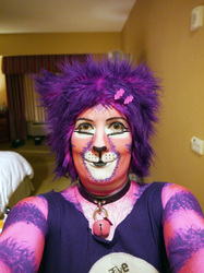 Cheshire Cat @ Anthrocon 2013, Saturday night
