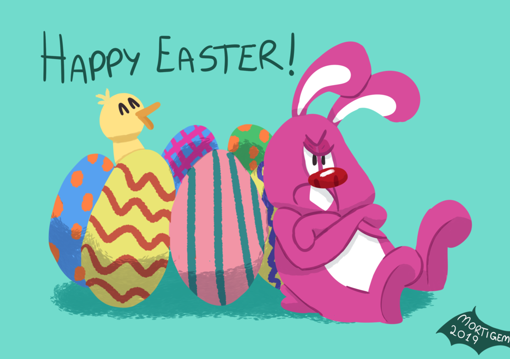 Most recent image: Happy Easter!