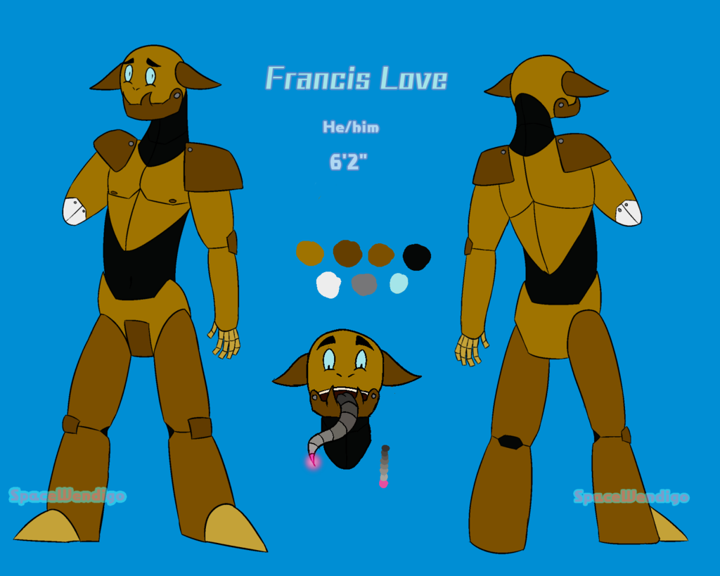 Francis Love(Refined Ref)