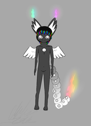 Custom Male Kewbie