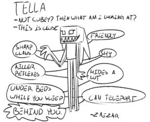 Perfect representation of Tella.