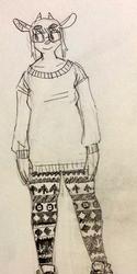 goaty sketch 2018 12 07