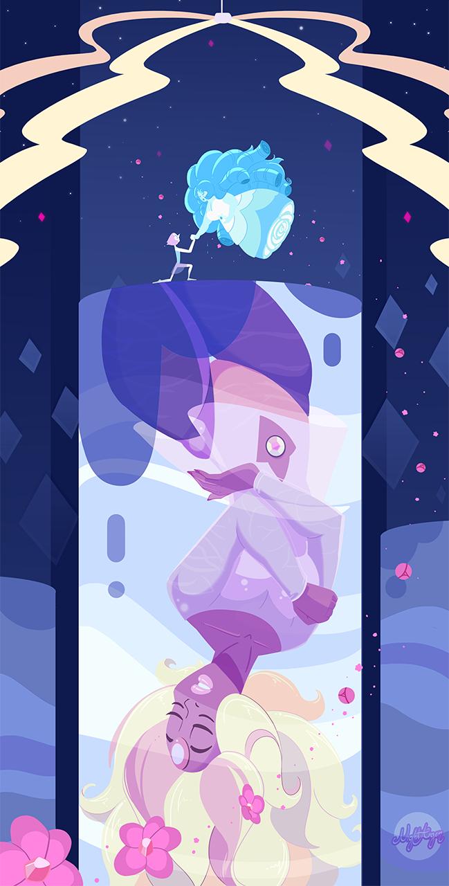 Pearl x Rose