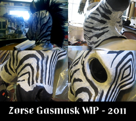 WIP 02 - Zorse Gas Mask (from Wildgasmasks)