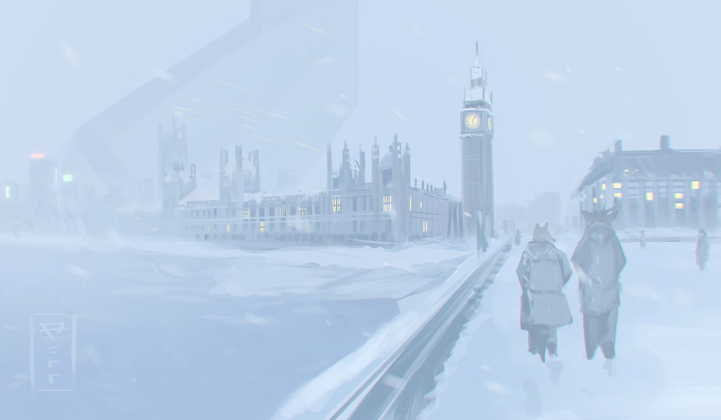 Westminster chill