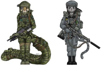 Soldiers (re-WIP 2)