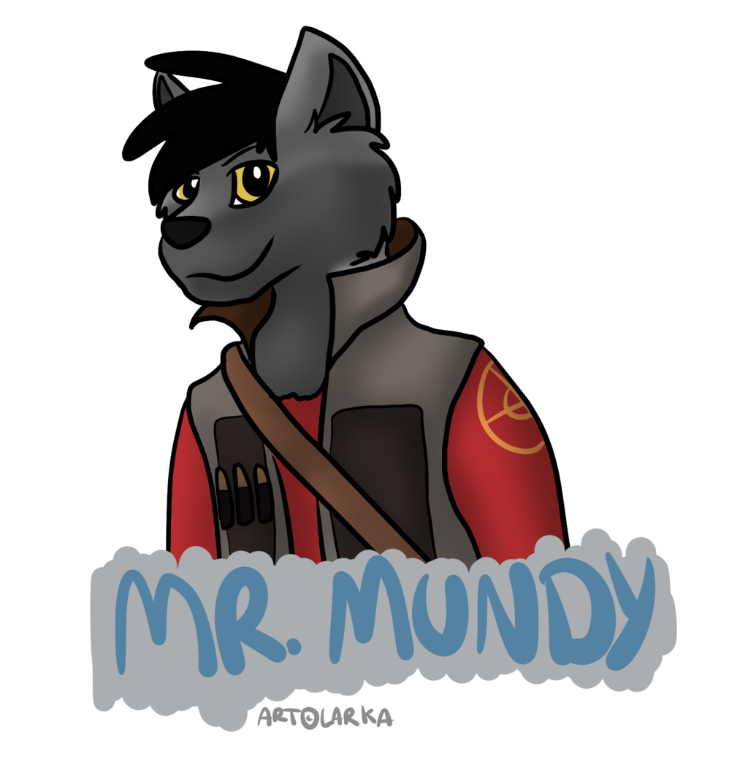 Mr Mundy Badge