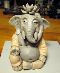 Elephant totem!