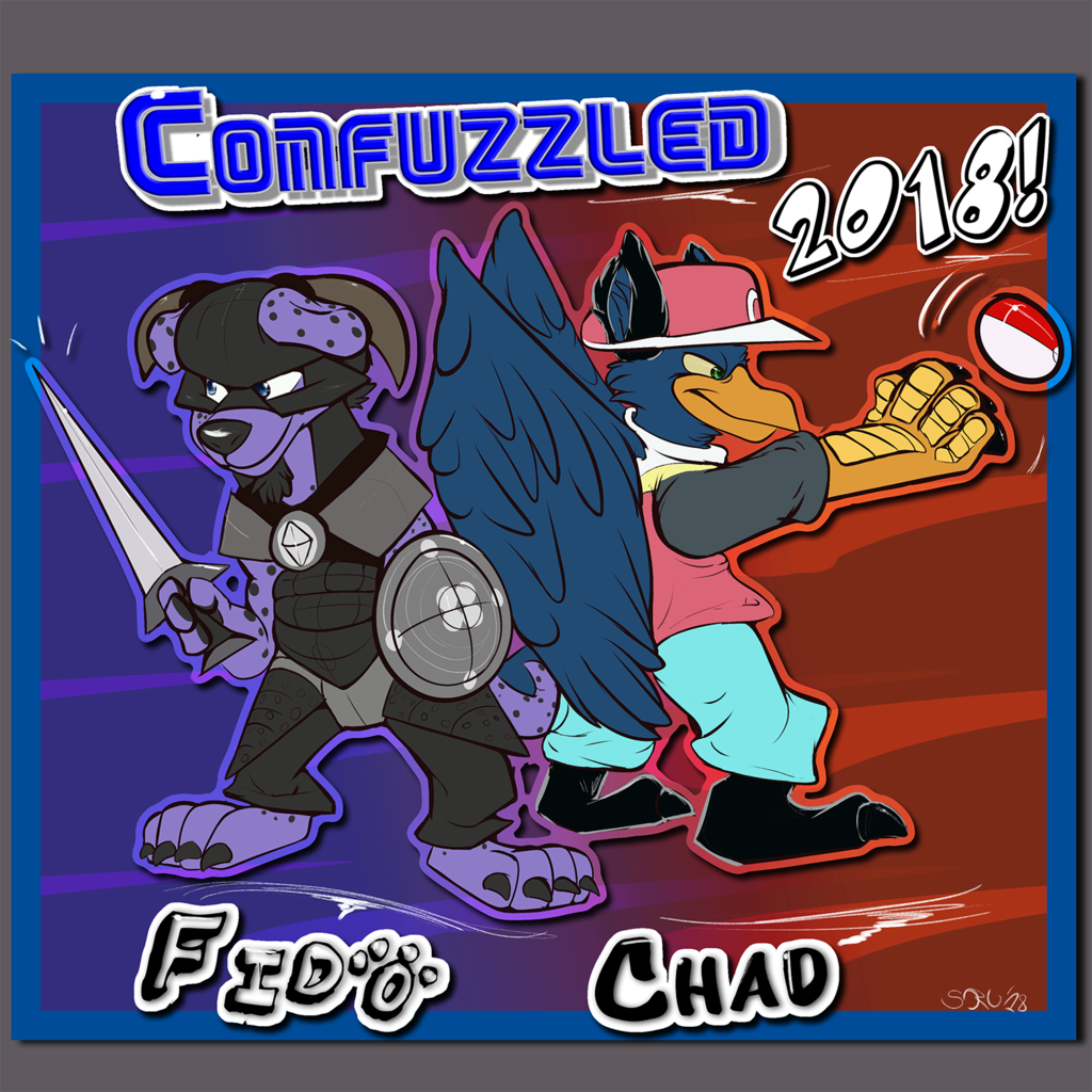 Most recent image: Confuzzled gamers