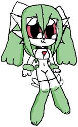 Gizella = Gardepunny Form