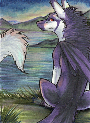 Antimatter -ACEO