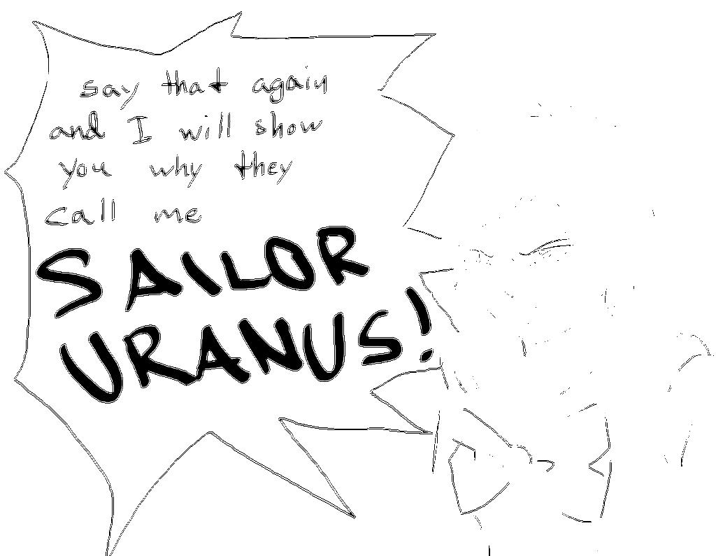 Sailor Doodle!