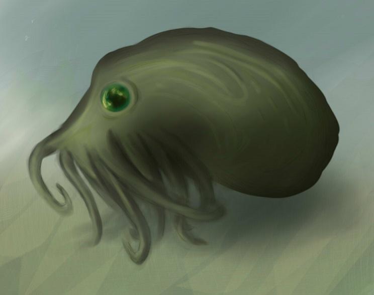 Mr Squiddish