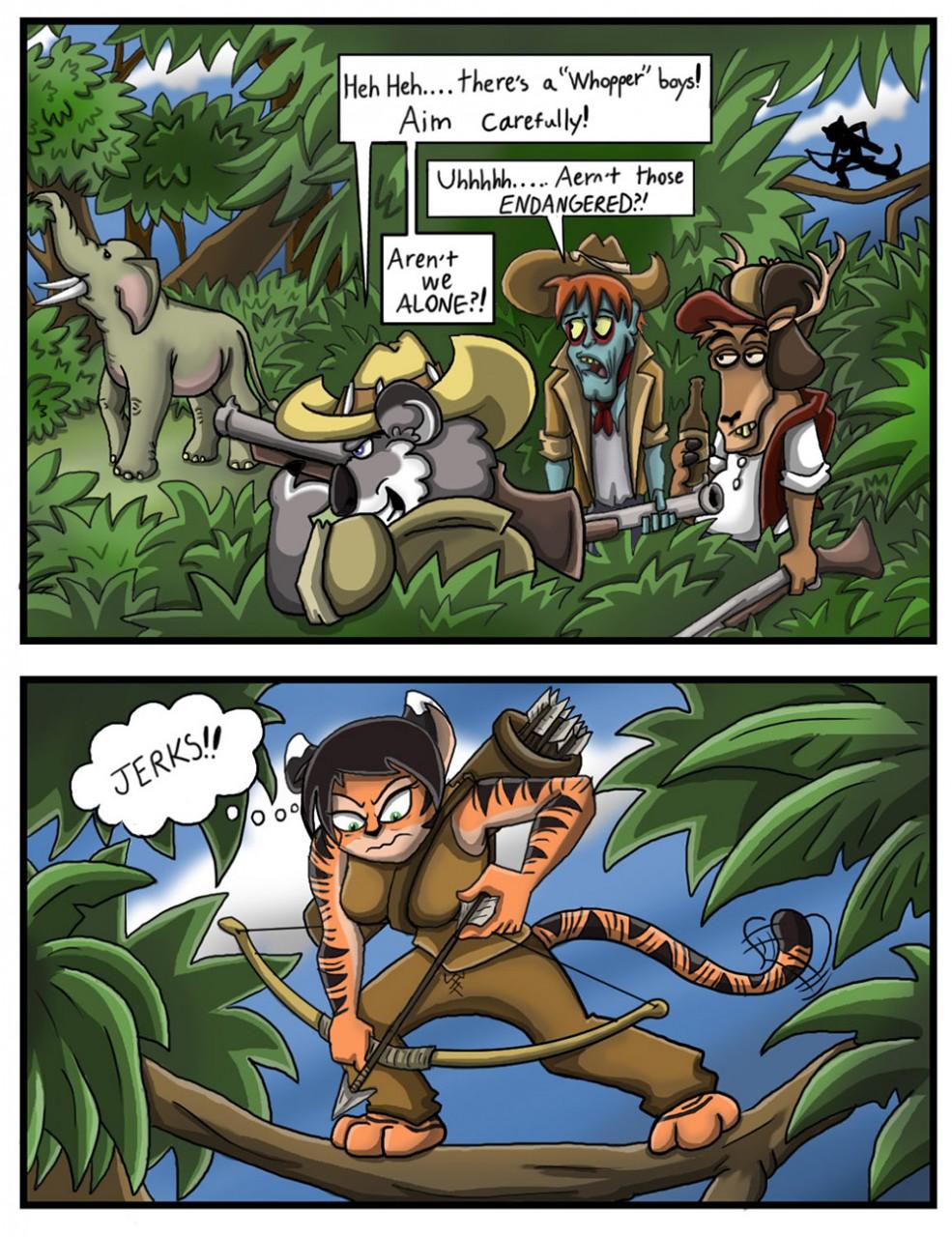 Poacher Season