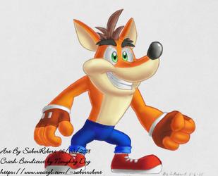 Crash Bandicoot (Old art 2015)