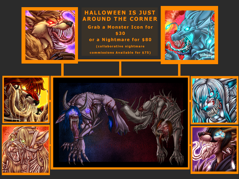 Monster Icons Open!