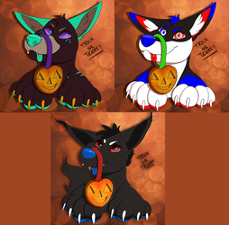 [C]Trick or Treat YCHs!