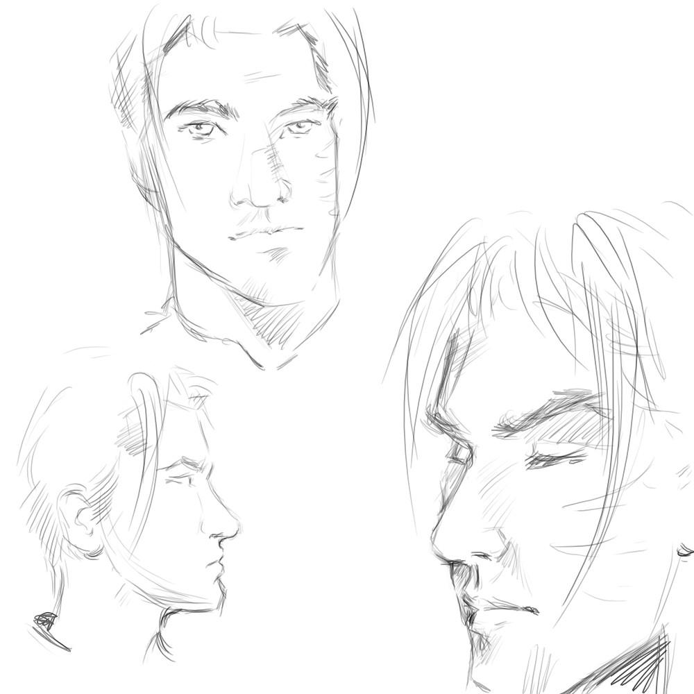 Rift Face Study 02