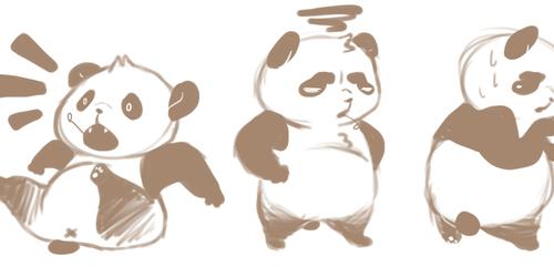 Runaway Panda