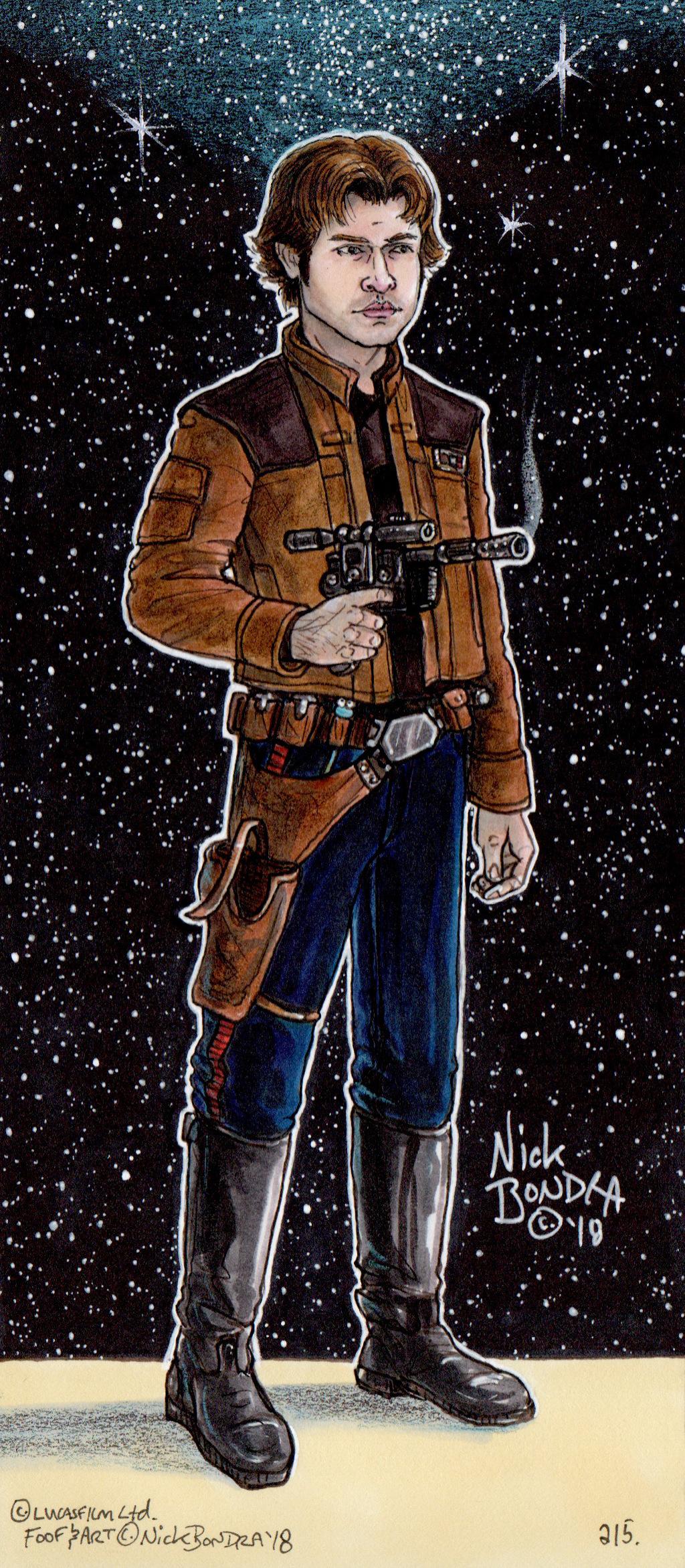 Han Solo ( Solo )