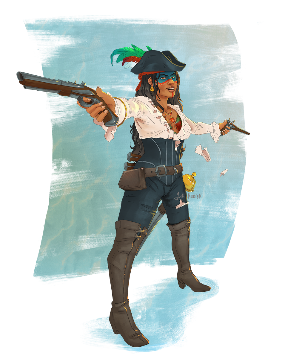 Imma pirate (too)