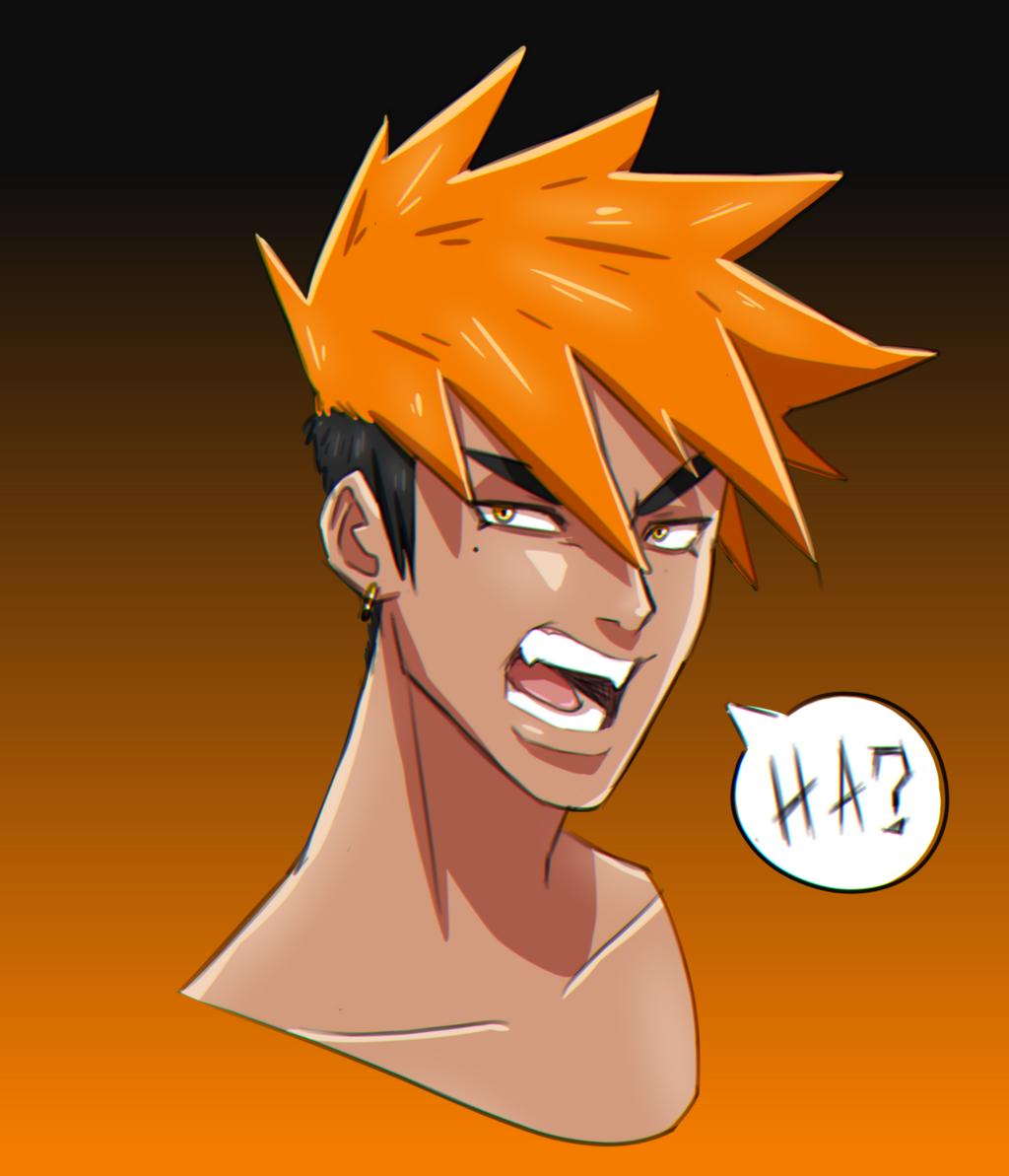 Naruto OC - Tora