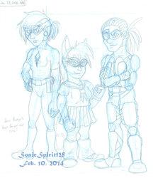 Granite, Rae/Rei, and Cross Lineup