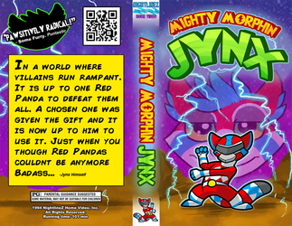Coming Soon To VHS - Mighty Morphin Jynx!