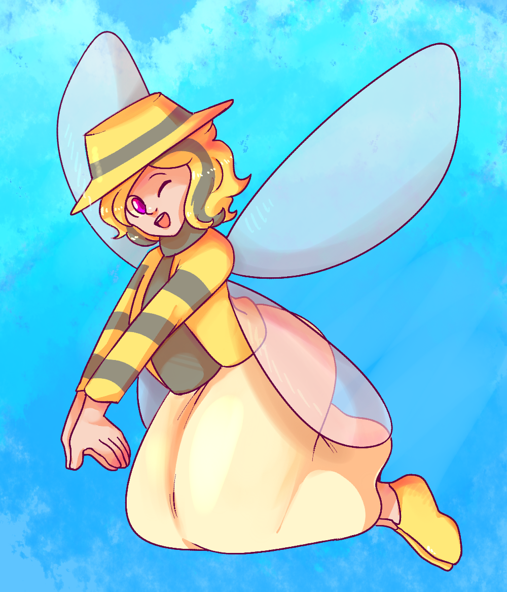 Honeybloom! [Commission]