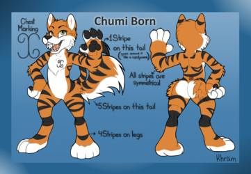 Chumi Born new Ref