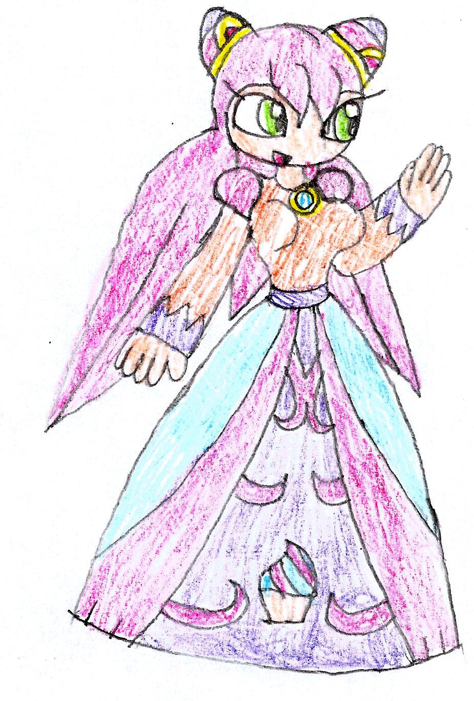 Luna Cupcake Dress Traditional