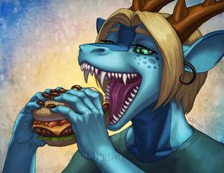 Nomnom Burger!