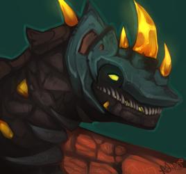 Hemi dragon